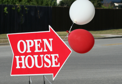10 steps for making the most of your open house