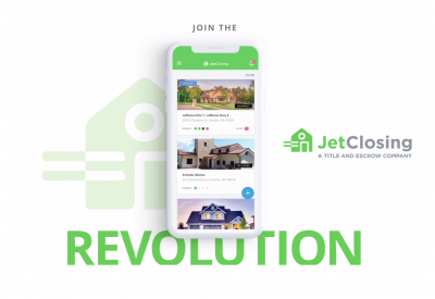 JetClosing User-Friendly Mobile Title & Escrow